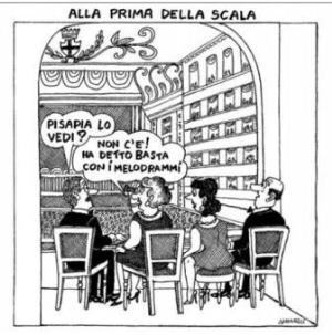 vignetta corriere.it melodrammi 071217