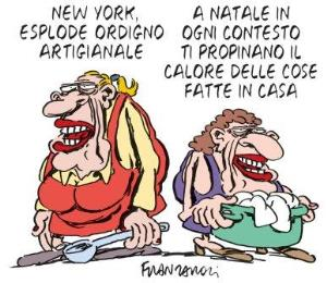 vignetta ilfattoquotidiano.it cose fatte in casa 131217