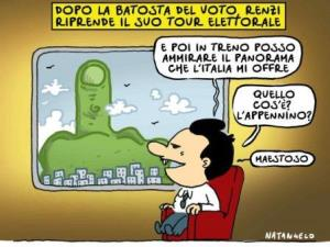 vignetta ilfattoquotidiano.it maestoso 101117