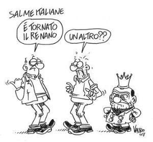 vignetta ilfattoquotidiano.it re nano bis 191217