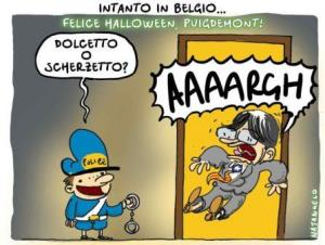 vignetta ilfattoquotidiano.it scherzetto in Belgio 021117