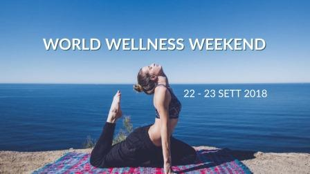 cro World Wellness Weekend