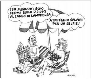 vignetta corriere.it lattesa 200818