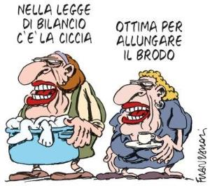 vignetta ilfattoquotidiano.it andata a male 061118