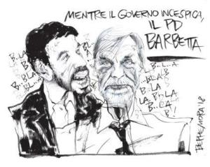 vignetta ilfattoquotidiano.it barbetta 310818