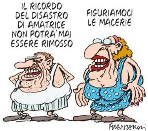 vignetta ilfattoquotidiano.it macerie sacre 250818