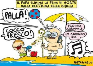 vignetta ilfattoquotidiano.it neo catachismo 030818