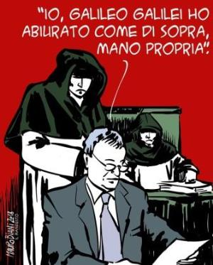 vignetta ilmanifesto.it abiura 051218