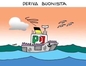 vignetta italiaoggi.it migranti pd 250818