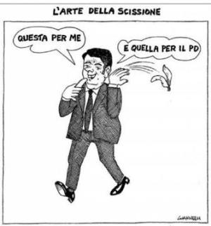vignetta corriere.it Banana taroccata 101219