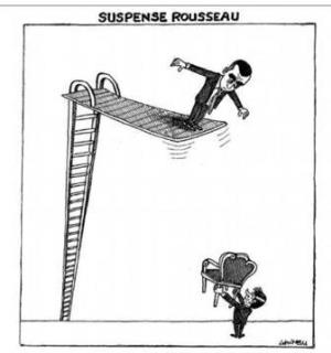 vignetta corriere.it Circo Rousseau 030919