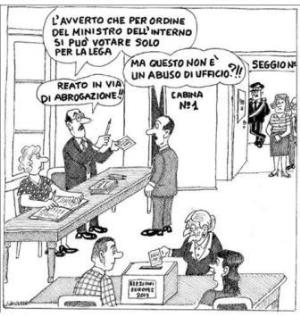 vignetta corriere.it Mani libere 250519