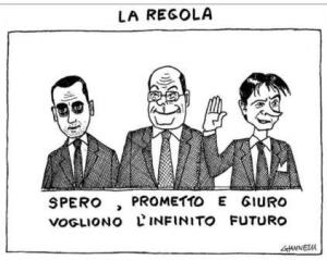 vignetta corriere.it Sinapsi degradate 020919