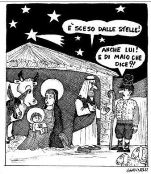 vignetta corriere.it Stelle stalle 131219