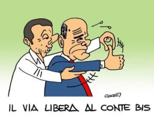 vignetta italiaoggi.it Rieccolo 060919