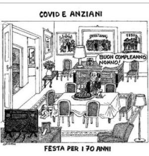 vignetta corriere.it Tristezza 111120