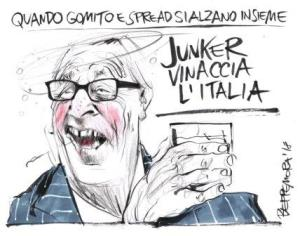 vignetta ilfattoquotidiano.it spread alcolico 031018