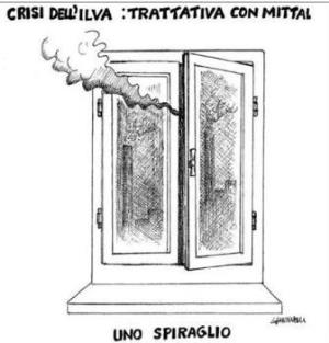 vignetta corriere.it Salute in fumo 261119