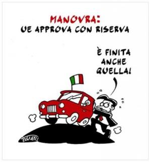 vignetta ilmanifesto.it A secco 211119