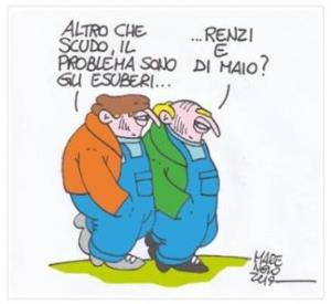 vignetta ilmanifesto.it Esuberi 081119