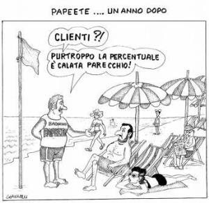 vignetta corriere.it Mascherine 080820