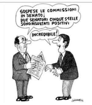 vignetta corriere.it Stupore 011020